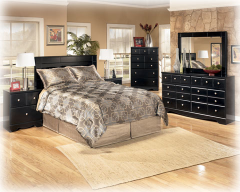 Bedroom Group B271 4PC Image